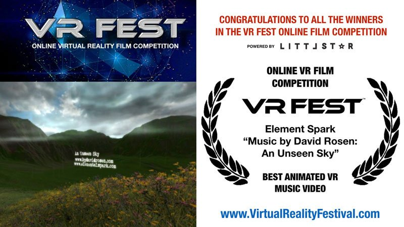 Best Animated VR Music Video 2016